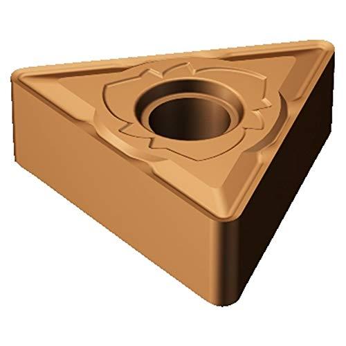 - Sandvik Coromant TNMG 331-SM 1115 T-Max P Insert for Turning, Carbide, Triangle, Neutral Cut, 1115 Grade, (Ti, Al) N+()2O3 (Pack of 10)