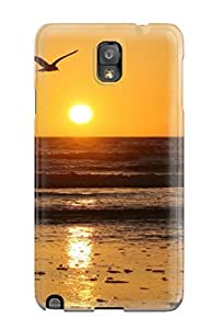 High Quality Sunrise Earth Nature Sunrise Case For Galaxy Note 3 / Perfect Case