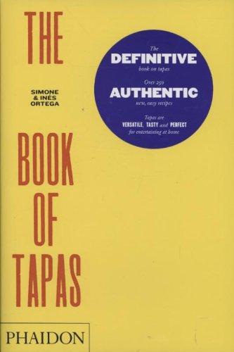 The Book of Tapas by Simone Ortega, Inés Ortega