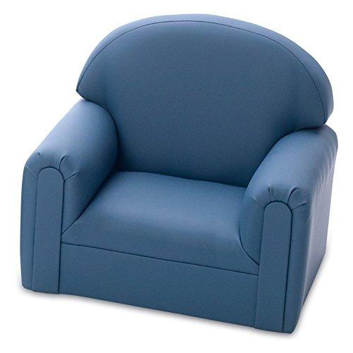 Brand New World Furniture FI2B200 Brand New World Toddler Enviro-Child Upholstery Chair, Blue (Tone Upholstery)
