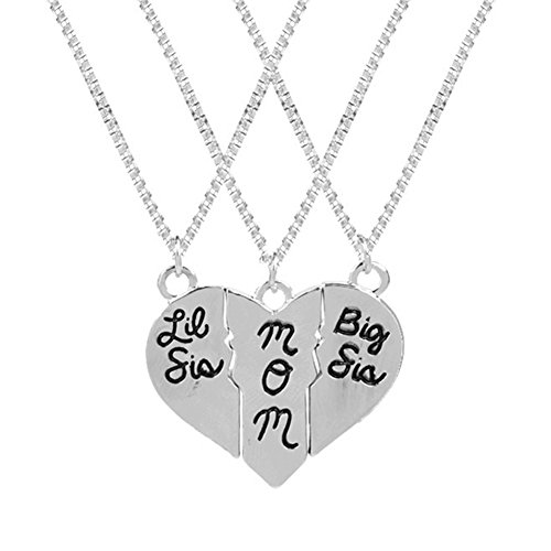 RoseSummer Lettering Necklace Pendant Special product image
