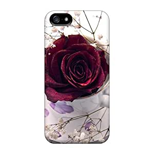High-quality Durable Protection Cases For Iphone 5/5s(dry Heart)