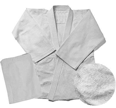 Aasta WHITE JUDO GI/SUIT WITH FREE BELT 000/110 (5/180) By Judo Specialist
