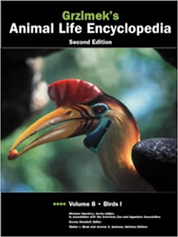 Grzimek's Animal Life Encyclopedia 2nd Ed. - M. Hutchins, W. Conway [PDF]