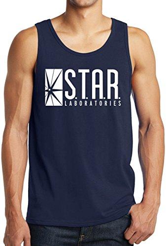 Star Labs Tank Tops - Star Laboratories Shirt