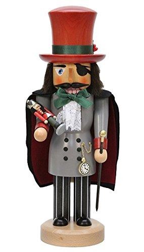 German Christmas Nutcracker Drosselmeyer - 40,5 cm / 16 inches - Christian Ulbricht