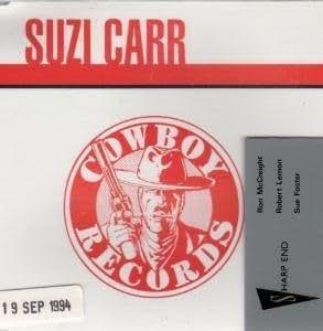 Suzi Carr - All Over Me