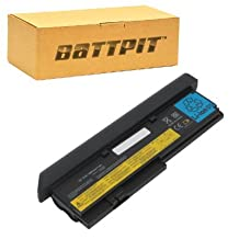 Battpit™ Laptop / Notebook Battery Replacement for Lenovo Thinkpad X201s Series (6600 mAh) (Ship From Canada)