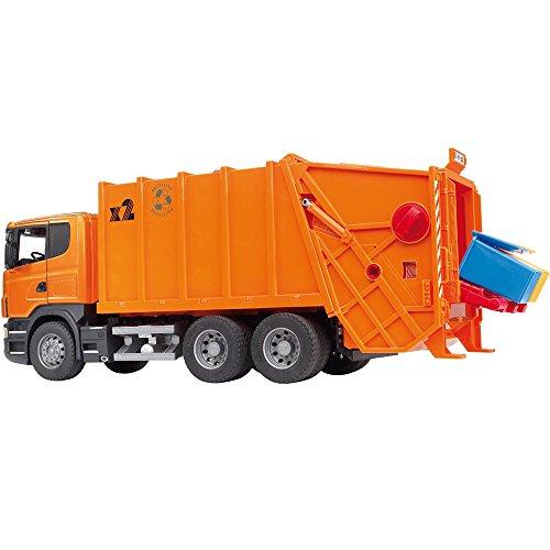 Bruder Vehicle Scania, Series Garbage