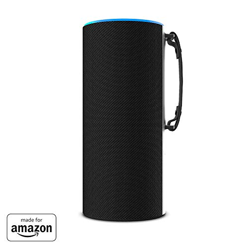 """Made for Amazon"" Ninety7 SKY TOTE Portable Battery Base for Amazon Echo (2nd Generation) Black/Carbon"
