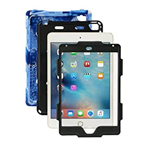 iPad mini 4 Case ,Aceguarder design iPad mini 4 case rainproof dirtproof shockproof cover case with stand Super protection for iPad mini 4 by Aceguarder