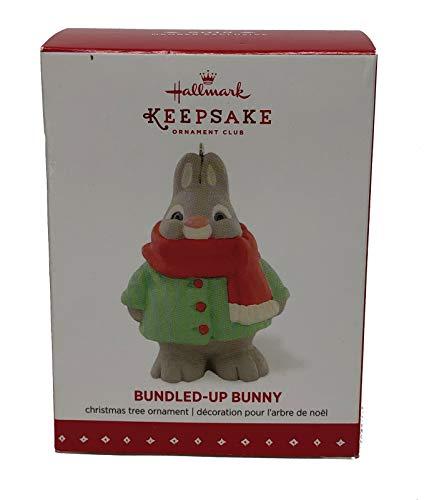 Hallmark Keepsake 2015 Bundled-Up Bunny -