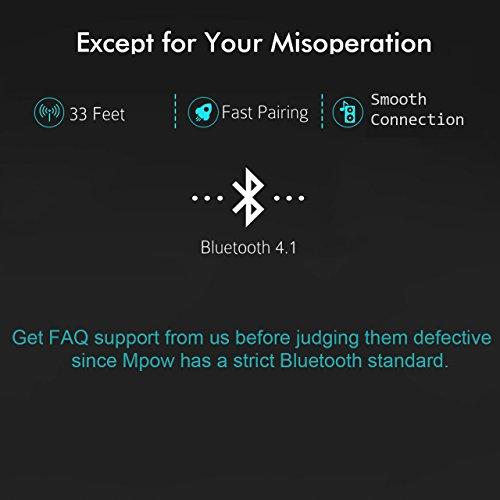 Mpow Bluetooth Headphones Wireless Sport Earbuds,