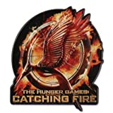 The Hunger Games Catching Fire Plaque Cake Topper