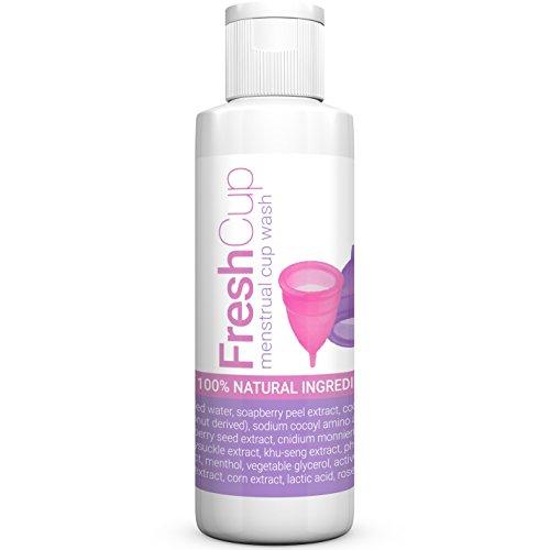 FreshCup Menstrual Cup Wash
