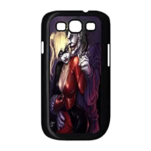 Harley Quinn CUSTOM Cell Phone Case for Samsung Galaxy S3 I9300 LMc-38973 at LaiMc