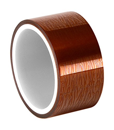 TapeCase Low Static Polyimide Film Tapesilcone adhesive - 2 x 5yds (1 Roll) / TapeCase Low Static Polyimide Film Tapesilcone adhesive - 2 x 5yds (1 Roll)