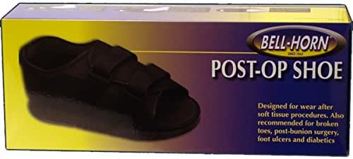 Post Op Shoe in Black Size: Medium, Gender: Female