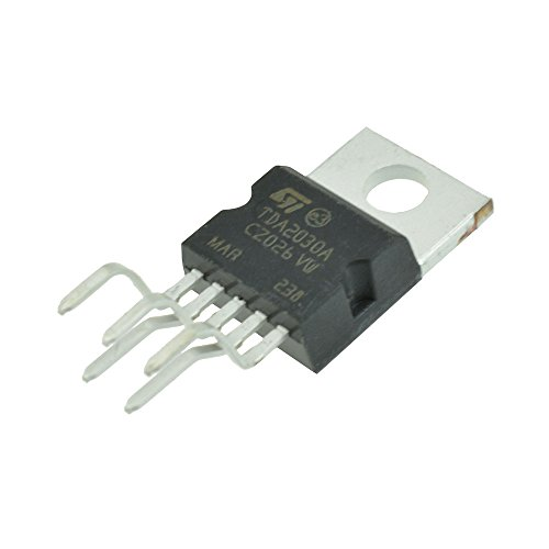 Aideepen 10pcs 18W AUDIO Hi-Fi AMPLIFIER ST TO-220 TDA2030A TDA2030AV IC