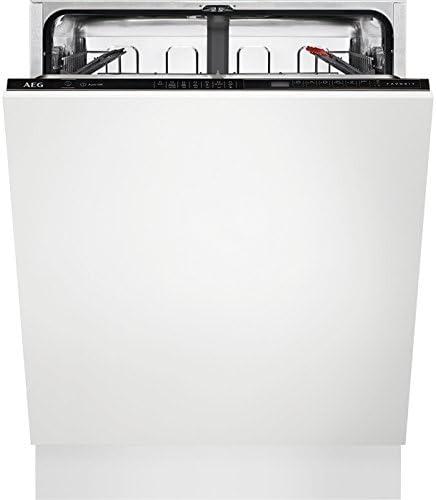 AEG FSE73300P Totalmente integrado 12cubiertos A+++ lavavajilla ...