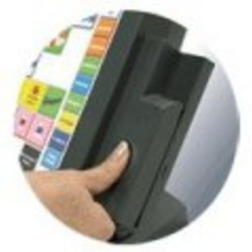 Posiflex SD2009037 Magnetic Stripe Reader for Series Jiva 8000, 3 Track, USB with Digital (No Suggestions) Finger Print Reader, Black by Posiflex