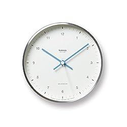 Lemnos MIZUIRO radio clock white LC07-06 WH
