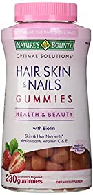 Natures Bounty Hair Skin and Nails