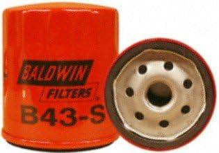 Engine Oil Filter Baldwin B43-S