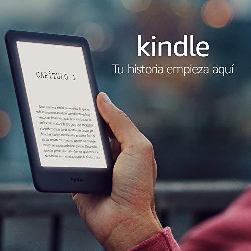 Kindle Ahora Con Luz Frontal Integrada Negro