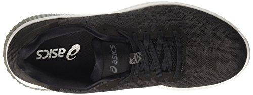 Asics Gel-Kenun, Chaussures de Running Femme Noir (Phantom/black/white)