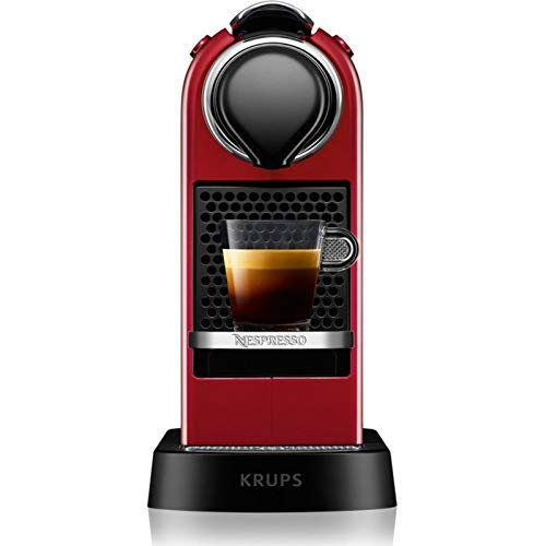 Krups Nespresso Citiz Rouge: Amazon.es: Hogar