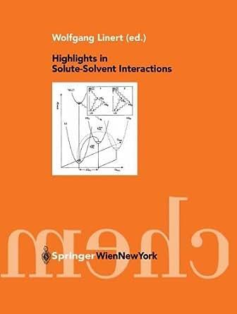 of the original 1st ed. 2002, Wolfgang Linert, H. Taube - Amazon.com
