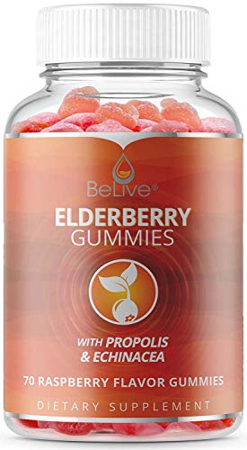 Elderberry Gummies with Vitaminc