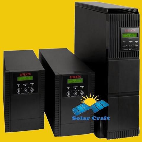 Effekta UPS 700VA UPS Computer PC Computer Battery Charger Power