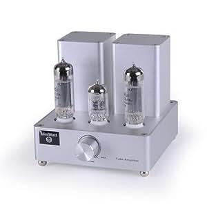 Miniwatt N3 Tube Amplifier - Silver