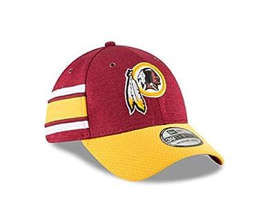 New Era Men's Washington Redskins 2018 NFL On Field Sideline Hat