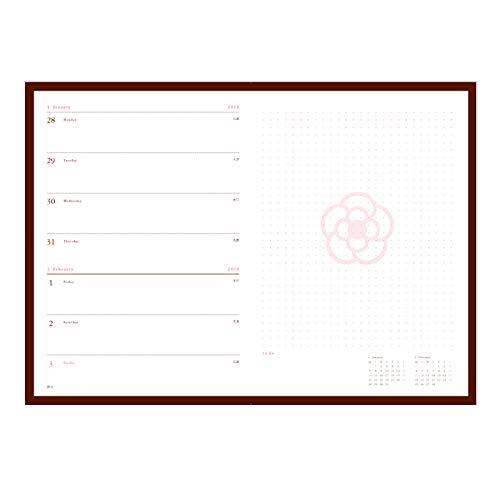 CLATHAS 手帳 2019 付録画像