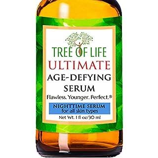 Nighttime Serum for Face and Skin Anti Aging Serum