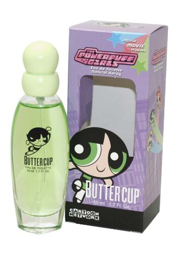 Powerpuff Girls Buttercup By Warner Bros For Women. - Powerpuff Girls Perfume