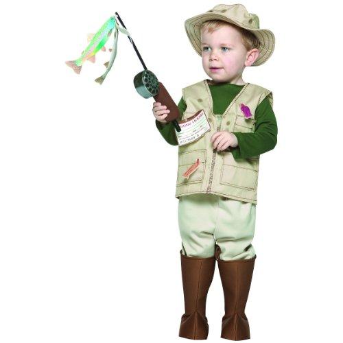 Future Fisherman Toddler Costume - -