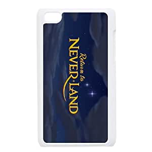 Return to Never Land iPod Touch 4 Case White nffg