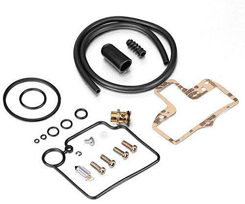 Loofu Carburetor Carb Rebuild Kit Repair For Smoothbore KHS-016 Harley 1999-2006 for HSR-42/45 Motorcycle Carbs