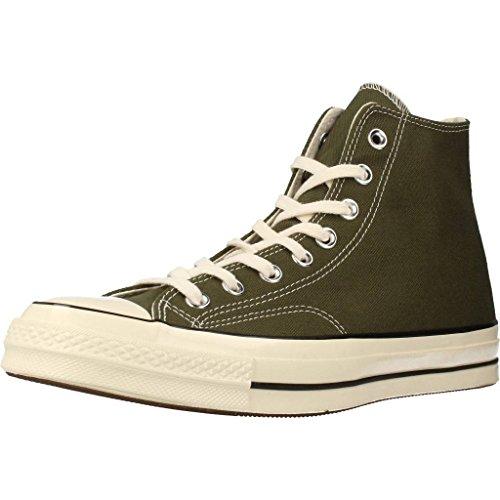 Unisex Green Prem Fitness White Converse Hi 197's Star Adults' All Shoes Textil Oxwq6p