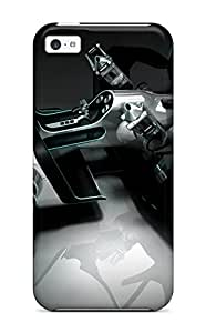 Excellent Design Tron Legacy Light Car Case Cover For Iphone 5c
