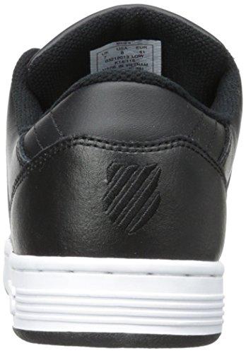 K-Swiss LOZAN III - Zapatillas para hombre Schwarz (BLACK/WHITE 013)