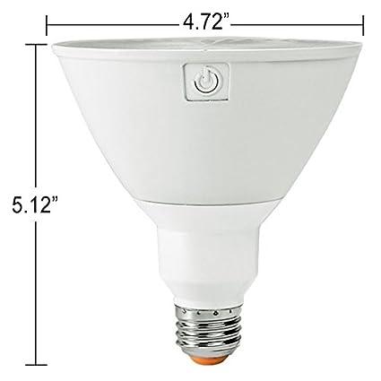 DLC Premium 4000K Dimmable Daylight White 3600 lm Green Creative 28339 2X2 Troffer 25W