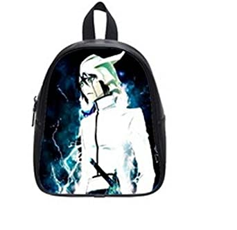 Children Backpack Custom Classic Cartoon Manga Series bleach Background  Printed Students School Bag(large) As Gifts  Amazon.co.uk  Clothing 2467df5d616ff
