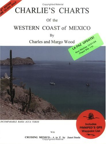 Charlie's Charts of the Western Coast of - Margo Brilliant