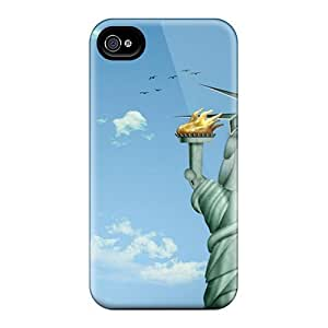 High Quality Shock Absorbing Cases For Iphone 6-funny 3d Cartoon