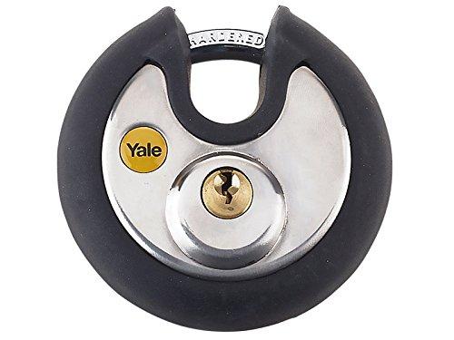 Yale Locks Alta securitydisc Candado 70mm